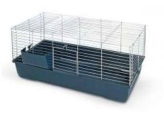 Vând cușca pentru iepuri sau altele animale mici